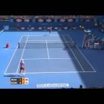 Australian Open Tennis Championships 2014 Highlights | Tomas Berdych and Damir Dzumhur