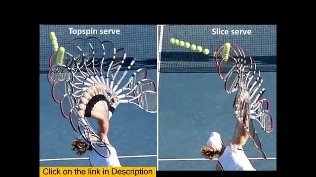 Tennis serve Toss Flat, Slice and Top Spin Serves –  Tennis Kick serve techniques