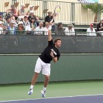 Stanislas Wawrinka Serve In Super Slow Motion – Indian Wells 2013 – BNP Paribas Open