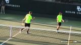 Baylor Tennis (M): Highlights vs. Texas