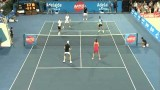 Legends Doubles Highlights – World Tennis Challenge 2013