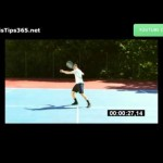 Forehand Tennis Lesson 1 – Learn how to play a World Class Forehand in 48.23 seconds – right-handed