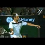 Video Tennis Technique № 1 Всегда Federer  Serve Forehand Backhand Return Top Spin Slice