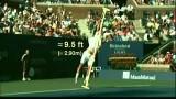 Andy Roddick  Serve Analysis