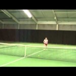 college tennis recruitment video   Dominique de Wit