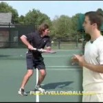 Tennis Lesson: Forehand Step 5 – Swing Path