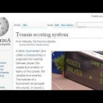 Game And Set Rules In Tennis