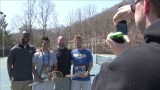 Morehead State Men's Tennis Highlights vs. Youngstown State
