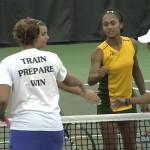 Baylor Tennis (W): Highlights vs. Syracuse & Prairie View A&M