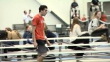 #22 Illinois Men's Tennis vs #16 Notre Dame Highlights 2/5/14