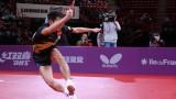 2013 World Table Tennis Championships Top 10 Shots