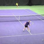 Women's Tennis – Purdue Match Highlights (3/1/14)
