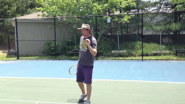 Tennis Tips: Forehand lesson to Stop Missing Easy Shots