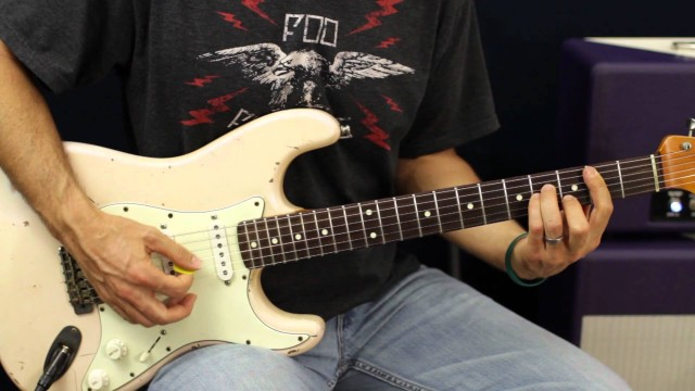 How To Play – Pink Try – Guitar Lesson – EASY Beginner