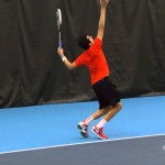 #11 Illinois Men's Tennis vs Michigan State Highlights 4/4/14