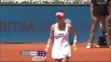 Tennis – Round 1 Monday Highlights- WTA Madrid