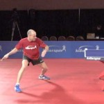 Table Tennis Forehand Strokes – How to Loop Off Topspin | Killerspin