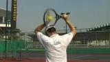 Topspin Tennis Serve Part I – Develop Feel