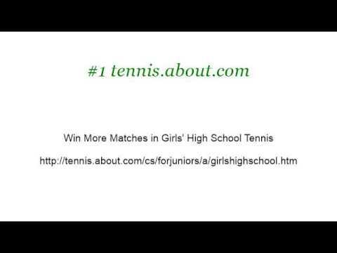 High School Tennis Rules