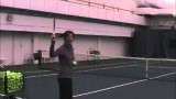 How to Aim Your Slice Serve with Tennis Tips by Tennis Pro and Inventor of ServeMaster