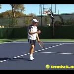Pro Tennis Lessons – James Jensen – overhead