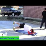 TENNIS FITNESS   Pro Workout