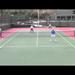 Tennis Doubles Strategy – What's The Right Shot