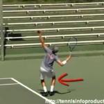 Tennis Serve – The 5 Secrets Of The Power Tennis Serve