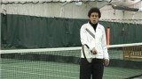 Tennis Lessons : How to Swing a Tennis Racket