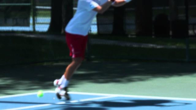 Barry U Men's tennis NCAA semifinals highlights