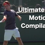 Roger Federer Ultimate Slow Motion Compilation – Forehand – Backhand – Serve – Volley – Overhead