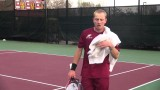 Stefan Fortmann Tennis Highlights vs. App State