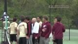 04.19.14 Men's Tennis: SoCon Tournament Finals – Elon vs. Furman Highlights