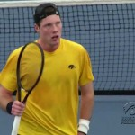 Iowa Men's Tennis Highlights vs. Minnesota – 2.16.14