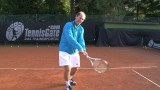 Tennis Tip – How to Generate more Topspin on your Two-handed Backhand