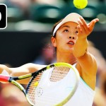 ►HD◄ Shuai Peng vs. Maria Kirilenko (Wimbledon 2014 HIGHLIGHTS)