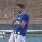 Morehead State Men's Tennis Highlights vs. Lipscomb