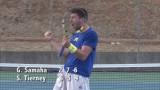 Morehead State Men's Tennis Highlights vs. Lipscomb