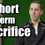 Short Term Sacrifice – Ask Ian #6 – Tennis Lesson – Instruction and Tips
