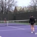 Women's Tennis BTT: Illinois vs Nebraska Match Highlights