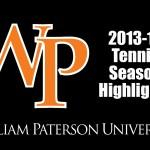 2013-14 WP Tennis Season Highlights