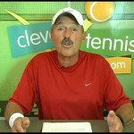 Clever Tennis Lessons: Working The Alley In Doubles