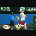 Video Tennis Technique Federer Djokovich Nadal Serve Forehand Backhand Return Top Spin Slice (4).mp4