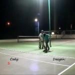 Tennis Court S.K.A.T.E. (berrics rules)