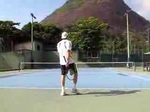 Tennis Class – Serve and play – LOB Academia – RJ