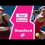 Ana Ivanovic vs Sabine Lisicki Stanford 2014 Highlights