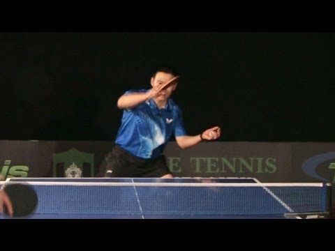 Maximize Forehand Power – Table Tennis (HD)