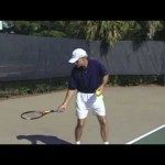 Tennis – How To Prevent Shots Beyond The Baseline | Tom Avery Tennis 239.592.5920