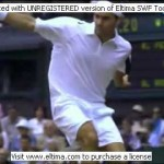 Video_ Tennis_ Technique Federer Djokovich Nadal Serve Forehand Backhand Return Top Spin Slice.avi