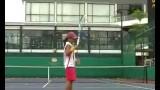 Developing A Tennis Slice Serve